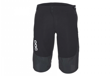 Poc Resistance Enduro Shorts No Liner Uranium Black