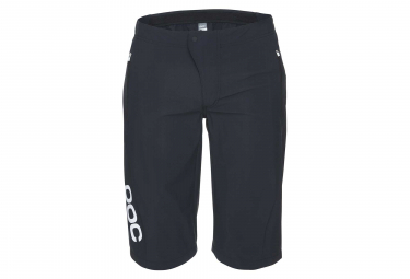 Poc Essential Enduro Shorts No Liner Uranium Black