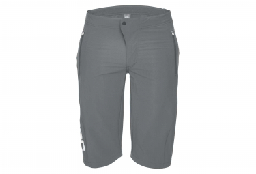 Poc Essential Enduro Shorts No Liner Pegasi Grey