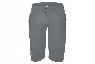 Poc Essential Enduro Shorts Kein Innenfutter Pegasi Grey