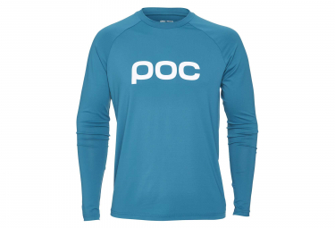 Poc Essential Enduro Long Sleeves Jersey Antimony Blue