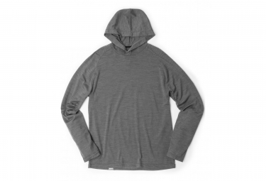 Chrome Sweatshirt Merino Grey