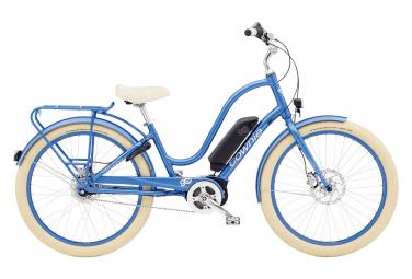 Hybrid Urban BikeElectric Woman Electra Townie Go! 8i Nexus 8V 26 '' Sapphire Metallic