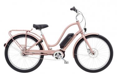 Hybrid Urban BikeElectric Woman Electra Townie Go! 8i Nexus 8V 26 '' Rose/Gold