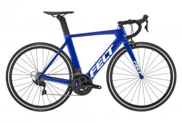 Filz Rennrad AR5 Shimano 105 Carbon Blau / Weiß 2019