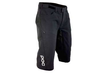 Poc Essential DH Shorts No Liner Uranium Black