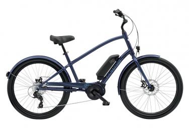 Hybrid Urban BikeElectric Electra Townie Go! 8D Tourney 8V 26 '' Blue