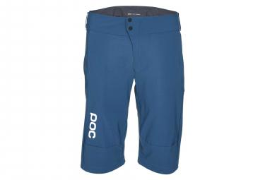 Poc Essential MTB Women Shorts No Liner Draconis Blue