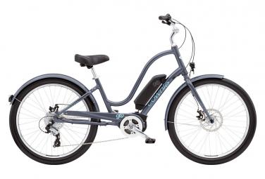 Electra Townie Go! 8D Womens E-Bike  Gris