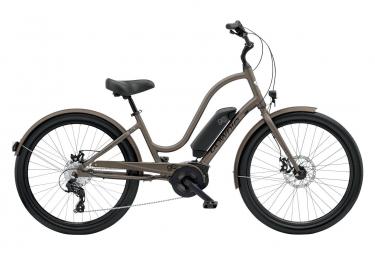 Hybrid Urban BikeElectric Ladie's Electra Townie Go! 8D Tourney 8V 26 '' Brass Satin