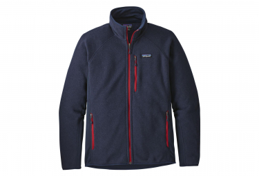 Patagonia Performance Better Sweater Jacket Navy Blue