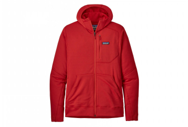 Patagonia R1 Full-Zip Hoody Fire