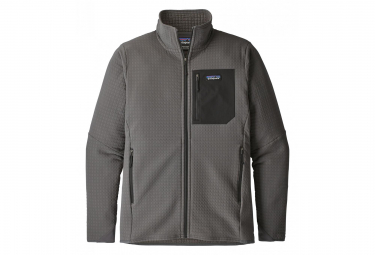 Patagonia R2 TechFace Jacket Forge Grey