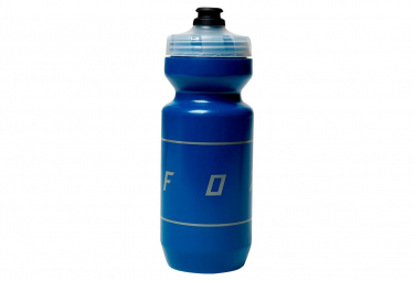 Image of Bidon fox moth purist 650 ml bleu