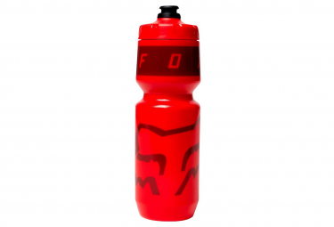 Fox Foxhead 26 oz botella purista rojo