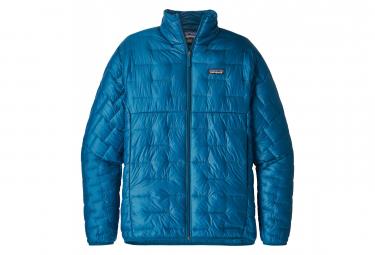 Patagonia Micro Puff Jacket Balkan Blue