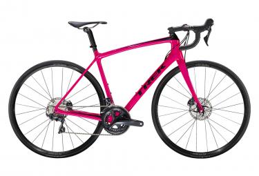 Trek Emonda SLR 6 Disc Women Road Bike Shimano Ultegra 11S Radioactive Pink