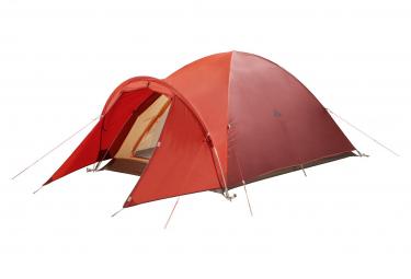 Tente 2 Personnes Vaude Campo Compact XT Orange