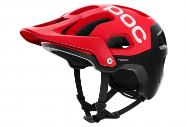 Poc Tectal MTB-Helm Prismane Red