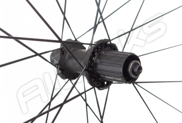 Rear Wheel DT Swiss PR 1400 Dicut Oxic 32   Black Shimano/Sram 11v 2019