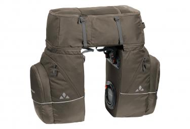 Vaude Karakorum Triple Trunk Bag Brown