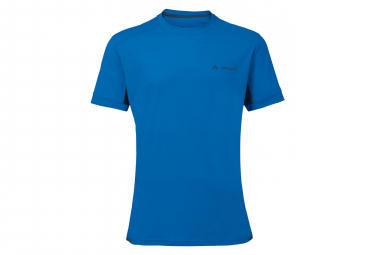 T-Shirt Vaude Scopi Shirt Bleu