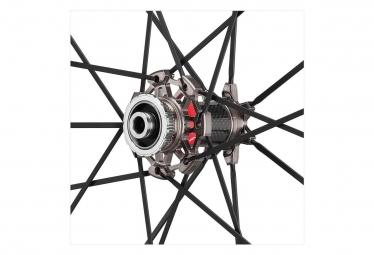 Juego de ruedas sin cámara Fulcrum Racing Zero Disc   12x100mm / 12x142mm   Cuerpo Shimano / Sram
