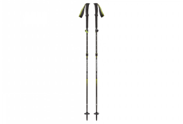Black Diamond Distance Plus FLZ Poles Black