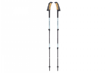Black Diamond Women's Trail Ergo Cork Poles Grey
