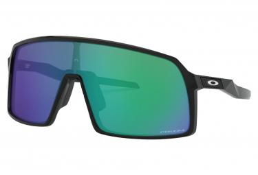 Oakley Sutro Sunglasses / Prizm Jade Grey / Black / Ref : OO9406-0337