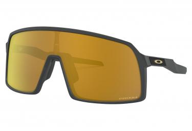 Lunettes Oakley Sutro / Prizm 24K / Matte Carbon / Ref : OO9406-0537