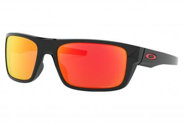 Oakley Sunglasses Drop Point / Prizm Ruby / Polished Black / Ref : OO9367-1660