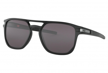 Oakley Sunglasses Latch Beta / Matte Black / Prizm Grey / Ref : OO9436-0154