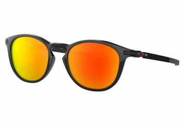 Gafas Oakley Pitchman R black orange Prizm Ruby