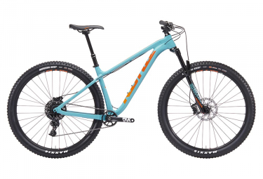 MTB Semi Rígida Kona Honzo DL 29'' Bleu / Orange 2019