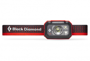 Lampe Frontale Black Diamond Storm 375 Rouge