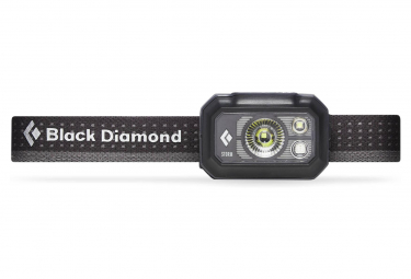 Black Diamond Storm 375 Black