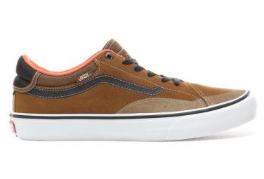 Vans Shoes TNT Advanced Prototype x AntiHero Brown / Khaki