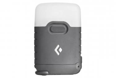 Black Diamond Zip Lantern Grey