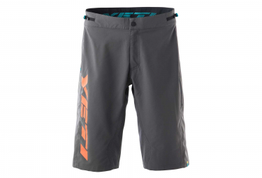 Yeti Enduro MTB Shorts No Liner Magnet Grey