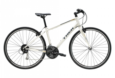 TrekFX3 WSD Womens City Bike  Blanc / Noir