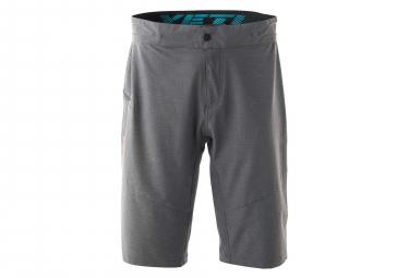 Yeti Mason MTB Shorts No Liner Magnet Grey