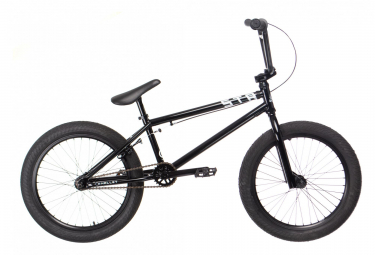Superstar Complete BMX Bike Halley Black 20.3 Nero
