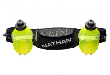Nathan Trail Mix Plus 2 Belt Black
