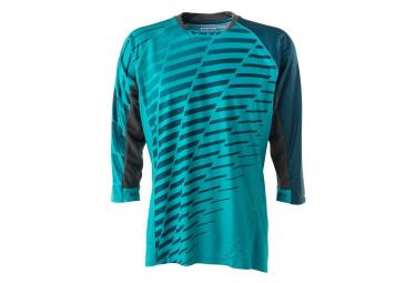 Yeti Enduro 3/4 Sleeves Jersey Turquoise