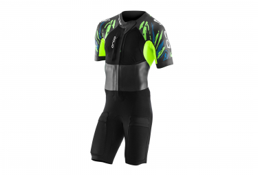 Orca Swim Run PERFORM Wetsuit Black Green