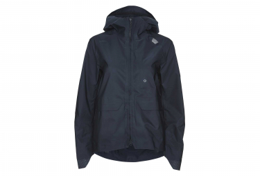 Poc Oslo Women Waterproof Jacket Navy Blue