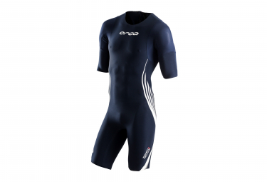 Orca RS1 SLEEVED SWIMSKIN Wetsuit Blue