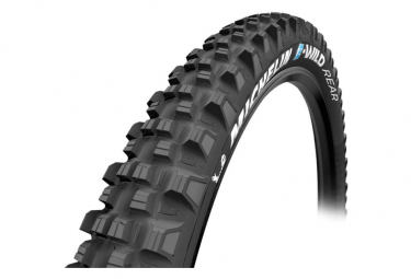 Michelin E-Wild Rear Gum-X Competition Line 27.5'' Tire Tubeless Ready Souple E-Bike Ready