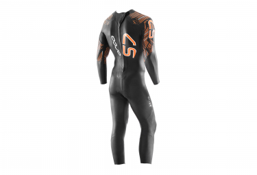 ORCA S7 Wetsuit Black Orange